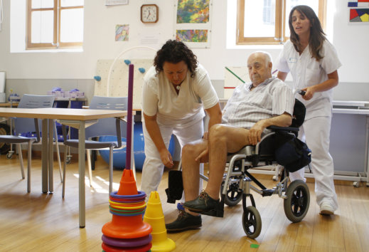 Overcoming Stroke Effects with Occupational Therapy