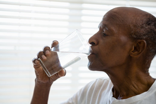 How Do You Keep Your Senior Loved One Hydrated?